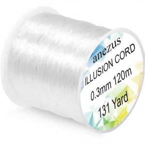 Anezus Fishing Line Nylon String Cord