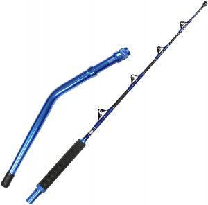 Fiblink 2-Piece Saltwater Trolling Rod Roller