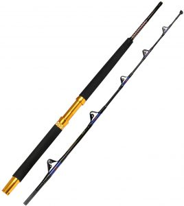 Fiblink Saltwater Fishing Trolling Rod