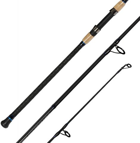 Fiblink 2-Piece Surf Spinning Fishing Rod