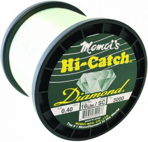 Momoi Diamond Monofilament Line