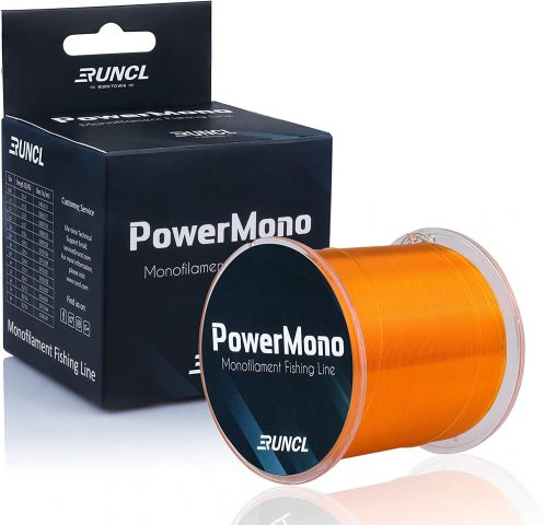 RUNCL PowerMono Monofilament Fishing Line