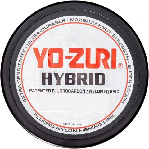 Yo-Zuri Hybrid Monofilament Fishing Line